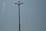 Стълбове за улично осветление от метал