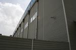 сайдинг облицовка за производствена сграда