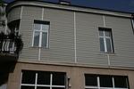 сайдинг изолации за административни сгради