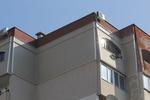 сайдинг облицовки на жилищни блокове