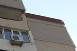 сайдинг облицовка на жилищен блок по поръчка