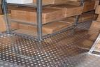 Алуминиеви безопасни подови плочи