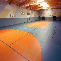 Антибактериална настилка за болници Linodur Sport