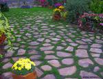 superficie del Jardín gneis