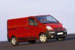 Извършване на трансфери Opel Vivaro до летище Бургас