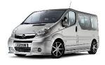 Трансфери Opel Vivaro до аерогара Бургас
