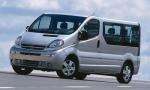 Осигуряване на трансфер с Opel Vivaro до аерогара Пловдив
