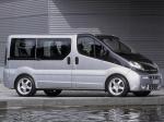 Извършване на трансфери Opel Vivaro от летище Пловдив