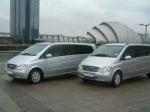 Извършване на трансфери Mercedes Viano до летище Бургас
