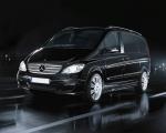 Извършване на трансфер с Mercedes Viano до летище Варна
