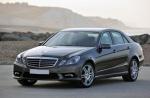 Осигуряване на трансфер с Mercedes E Class до аерогара Варна