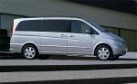Наемане на Mercedes-Benz Viano за 5 часа