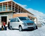 Наемане на Mercedes-Benz Viano за 1 ден
