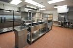 Професионална кухня от инокс