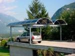 поликарбонатни навеси за автомобили