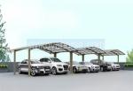 производство на навес за повече автомобили