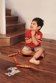 Нагреватели за дървени подове