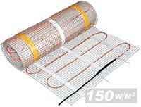 Отопление за под -  150W/m2 - 0.5m x 2m