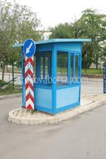 Метални охранителни пунктове