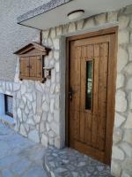 дъбови състарени врати