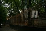 изработка на позлатена кована решетъчна ограда