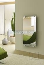 glass radiators type mirror
