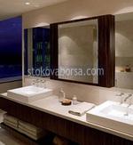 cam özel cam talep üzerine mevcut lavabo