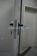 1140x2150mm una hoja incendio puerta