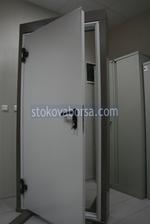 puerta a prueba de fuego 1140x2150mm tamaño