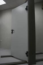 одностворчатых противопожарных дверей 1140x2150mm