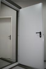 одностворчатая противопожарная дверь 1140x2150mm