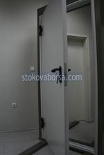 1140x2150mm одностворчатая противопожарная дверь