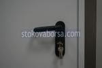 1140x2150mm fuego puerta de metal de una sola hoja 1140x2150mm fuego