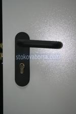 1100x2150mm metal fire door