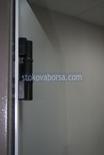 fireproof steel door 1100x2150mm