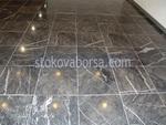 rivestimento con pavimento in marmo