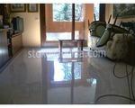 rivestito con pavimento in marmo