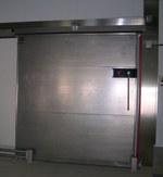 fireproof sliding door