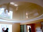 кръгъл таван