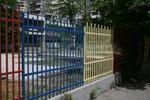 метална ограда от метален профил