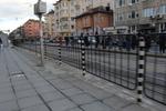 тротоарни огради по поръчка