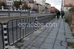 изработка на тротоарни решетъчни огради по поръчка