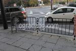 изработка и монтаж на тротоарни огради