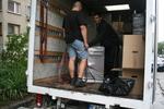преместване на цели домове