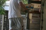 преместване на книжарници от хамали