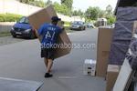 качване и сваляне на мебели и обзавеждане от апартаменти