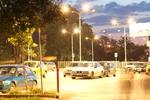 изработване на осветление за открит паркинг