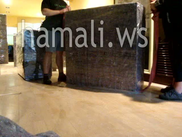 цялостно преместване на мебели с опаковане и съхранение