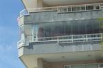 Остъкляване на балкони безпрофилно