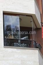 Остъкляване безпрофилно на балкони по поръчка